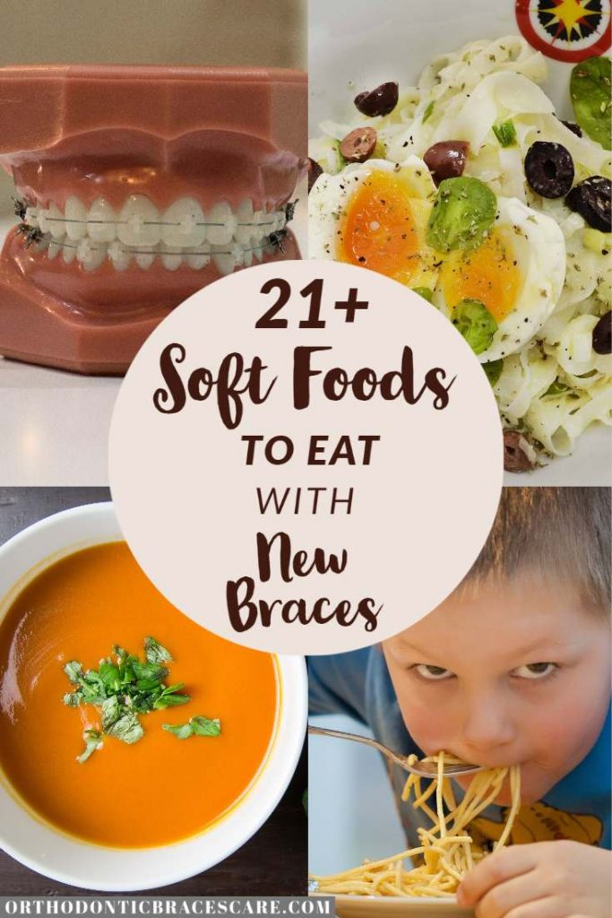 Soft Foods To Eat With New Braces After tightening